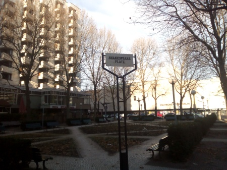 ShakespearePlatz